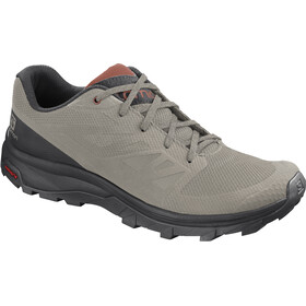 Salomon Outline Schoenen Heren, vintage kaki/black/burnt brick